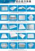 Freezing box aluminum alloy