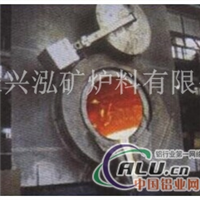 熔锌炉炉衬材料