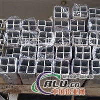 现货铝方管8010010  80808