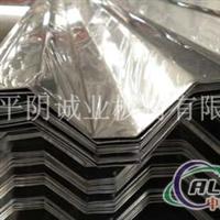供应房屋装饰用瓦楞铝板彩涂铝板