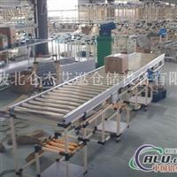 三代鋁精益管線棒流利條鋁材貨架