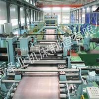 廠家供應鋁板校平機,分條機