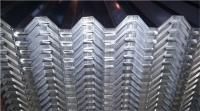屋面压型铝板生产.