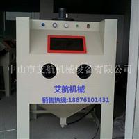 不锈钢表面处理供应水槽喷砂机
