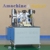 Jinan INGRAT knurling machine with strip feed of thermal break assembly aluminum profile KCJ-01