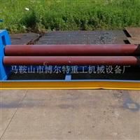 1米5小型对称式三辊卷板机价格
