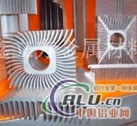 工业型材散热器型材河北铝型材