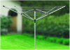 LYQ223- 4 arms aluminum rotary airer