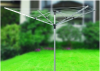 LYQ215- 4 arms aluminum rotary airer