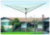 LYQ201B- 3 arms steel rotary airer