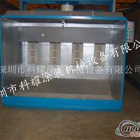 静电喷粉流水线  粉末喷涂柜