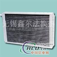 钢铝复合轧片散热器 翅片管
