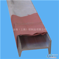 铝合金H型钢 工字铝型材
