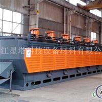 大型托辊式网带炉热处理生产线