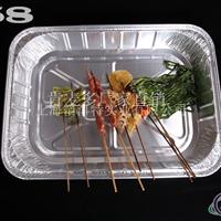 燒烤鋁箔錫紙盒 高檔環保餐盤