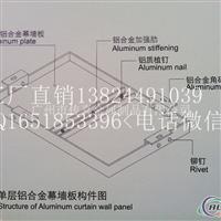 铝板幕墙设计生产施工厂家