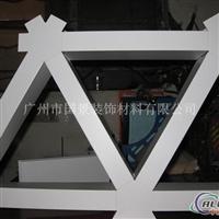 铝合金格栅 大三角铝格栅