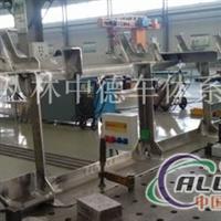 铝结构件焊接