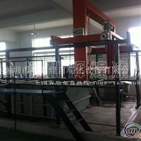 铝轮毂套色电泳生产线
