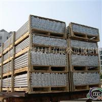 供应6x4国标6063环保铝管