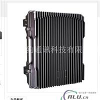 供應直放站機箱 鑄鋁機箱 通信機箱 壓鑄機箱KY5002C殼體