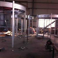 工业铝旋转门铝型材