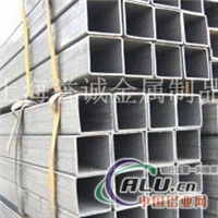 2017厚壁铝方管现货齐全2017铝板