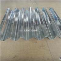 0.55mm铝合金波纹板瓦楞板