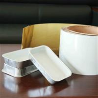 航空餐盒彩色涂層鋁箔
