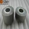 62mm Aluminum 6063 Extrusion Profiles Heatsinks,Cooler,Radiator for LED PAR20