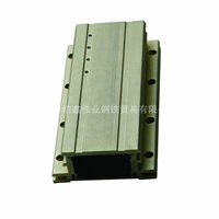 加工6061铝管 厚壁铝管 异形铝管