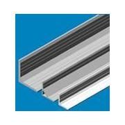 加工铝方管 6061铝方管 铝排