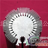 铝型材加工铝型材散热器