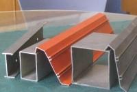 百叶窗型材缠绕包装机