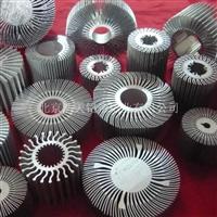 太阳花散热器铝型材