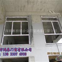 断桥铝合金窗厨房铝合金窗户