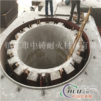 40~60吨中频炉用线圈浆料