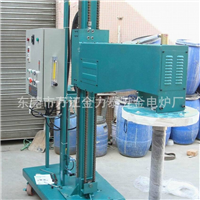 移动式铝水除气除渣机