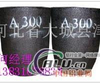 400510碳化硅熔铜坩锅