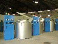 坩埚熔铝炉 熔铝保温炉厂家