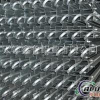 铝排 铝管 铝排管 铝板管