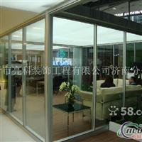 受人欢迎高隔墙玻璃隔断隔墙