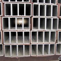 冷拔铝管 氟碳铝管 铝方管