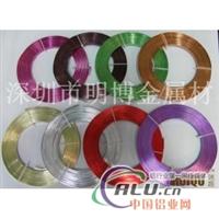 彩色铝线厂家,1060彩色铝线价格