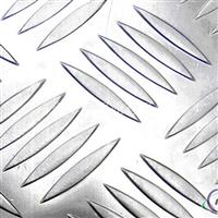 防滑铝板五条筋防滑铝板