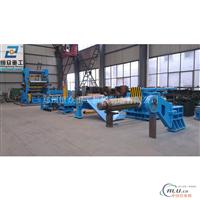 连续铸轧铝板生产设备铸轧机