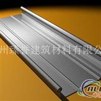 专业生产安装YX65430型直立锁边铝镁锰金属屋面板