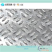 三条筋 花纹铝板 铝卷 美观