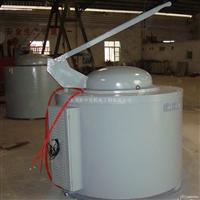 100kg坩埚熔化炉 熔铝炉 保温炉