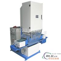 铝型材自动拉丝机